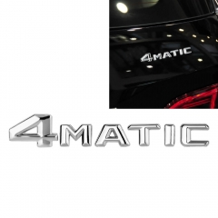 Car Emblems 4MATIC