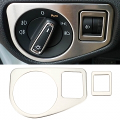 Golf Headlight Switch Frame Trim