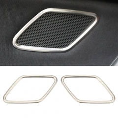 Golf Rear Door Speaker Vent Frame Trim 2PCS