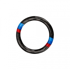 BMW Engine Start Stop Button Trim Ring