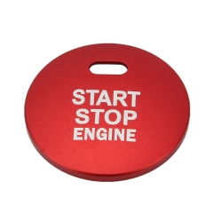 Mazda Engine Start Stop Button Sticker