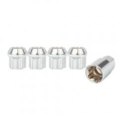Anti Theft Wheel Nut (Open End Design) 4PCS