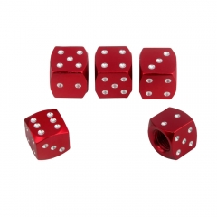 Aluminum Alloy Dice Dust Caps