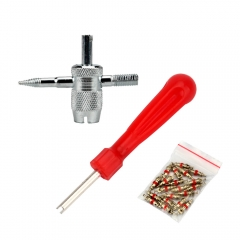 4 in 1 Tire Valve Stem Tool
