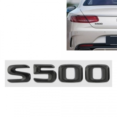 Car Emblems S500 for Mercedes Benz