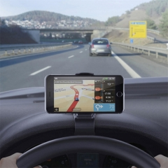 Steering Wheel Cell Phone Car Mount