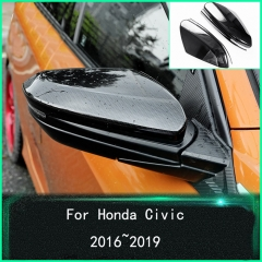Honda Civic 2016-2019 Rear View Mirror Cover