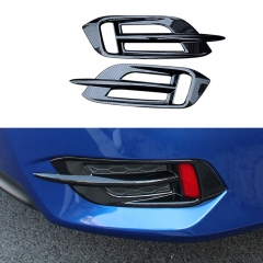 Honda Civic 4dr Sedan Front Rear Fog Light Cover Trim