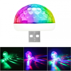 Mini Disco Ball Light for Party Birthday DJ Stage