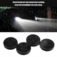 30mm Waterproof Headlight Dust Cover