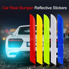 Car Trunk Tail Reflective Stickers