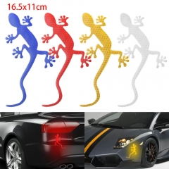 Reflective Stickers for Car Body Front Rear Bumper