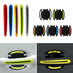 Car Door Handle Reflective Stickers