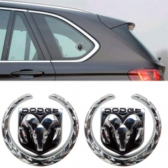 Car Emblem for Dodge Ram/Journey/Durango/Caravan/Caliber