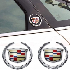 Car Grille Emblem & Crest Emblem for Cadillac Escalade