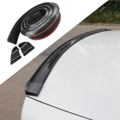 4.9ft (150cm) Universal Trunk Lip Spoiler