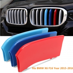 BMW Grill Stripes For BMW 3 Series F30 F31 F35 E90