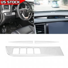 Highlander 2014-2019 Interior Central Dashboard Console Trim
