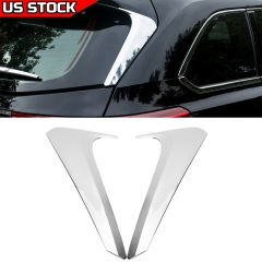 Highlander 2014-2019 Rear Window Side Spoiler Wing Trim