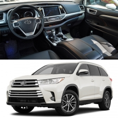 Toyota Highlander 2014-2019 Interior Decoration Cover Trim