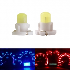 10x T3 F8 T4.2 Dashboard Light LED Bulbs Warning Indicator Interior Lights For Car Vehicle Instrument Lamps
